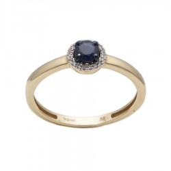 Gold Ring Verita. True Luxury 40130784 WOMEN'S JEWELLERY