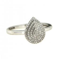 Gold Ring Verita. True Luxury 40130845 WOMEN'S JEWELLERY