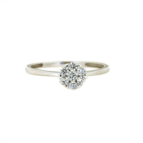 Gold Ring Verita. True Luxury 40130913 WOMEN'S JEWELLERY
