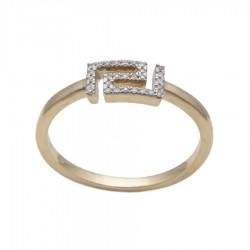 Gold Ring Verita. True Luxury 40130961 WOMEN'S JEWELLERY