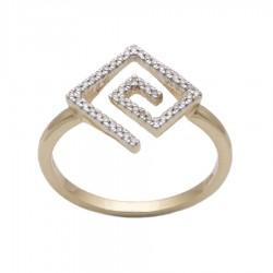 Gold Ring Verita. True Luxury 40130992 WOMEN'S JEWELLERY
