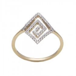 Gold Ring Verita. True Luxury 40131022 WOMEN'S JEWELLERY