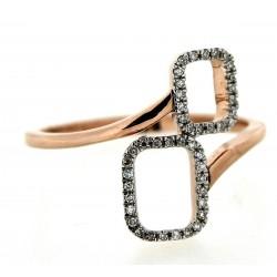 Gold Ring Verita. True Luxury 40130855 WOMEN'S JEWELLERY