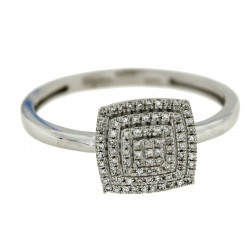 Gold Ring Verita. True Luxury 40130954 WOMEN'S JEWELLERY