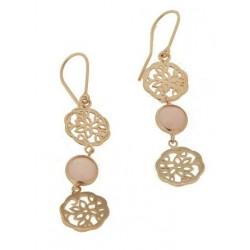 Gold Earrings Verita. True luxury 40322063