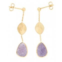 Gold Earrings Verita. True luxury 40322077
