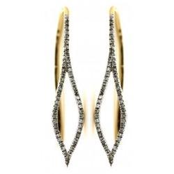 Gold Earrings Verita. True luxury 40330079