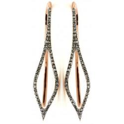 Gold Earrings Verita. True luxury 40330080