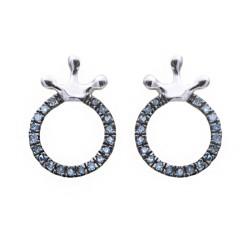 Gold Earrings Verita. True Luxury 40330363 WOMEN'S JEWELLERY