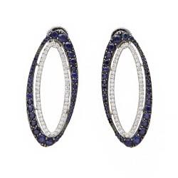 Gold Earrings Verita. True Luxury 40330409 WOMEN'S JEWELLERY