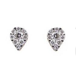Gold Earrings Verita. True Luxury 40330425 WOMEN'S JEWELLERY