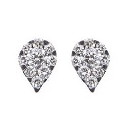Gold Earrings Verita. True Luxury 40330443 WOMEN'S JEWELLERY
