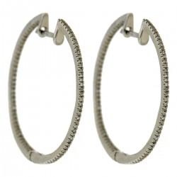 Gold Earrings Verita. True Luxury 40330475