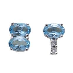 Gold Earrings Verita. True Luxury 40330499 WOMEN'S JEWELLERY