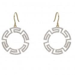 Gold Earrings Verita. True Luxury 40330509
