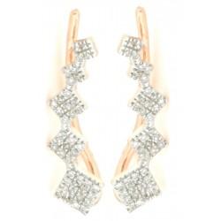 Gold Earrings Verita. True Luxury 40330138 WOMEN'S JEWELLERY