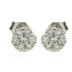 Gold Earrings Verita. True Luxury 40330412 WOMEN'S JEWELLERY