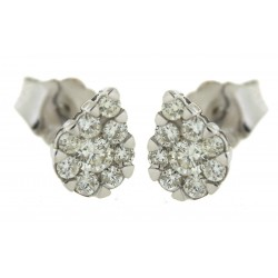 Gold Earrings Verita. True Luxury 40330417 WOMEN'S JEWELLERY