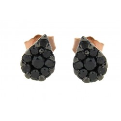 Gold Earrings Verita. True Luxury 40330426 WOMEN'S JEWELLERY