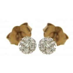 Gold Earrings Verita. True Luxury 40330444 WOMEN'S JEWELLERY