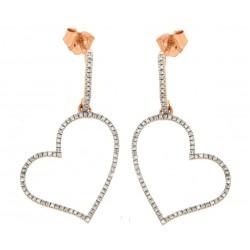Gold Earrings Verita. True Luxury 40330452 WOMEN'S JEWELLERY