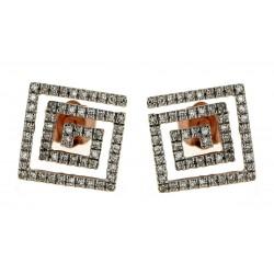 Gold Earrings Verita. True Luxury 40330460 WOMEN'S JEWELLERY
