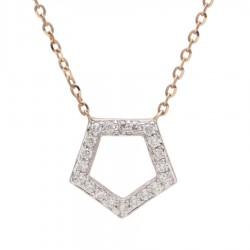 Gold Necklace Verita. True Luxury 40430254 WOMEN'S JEWELLERY