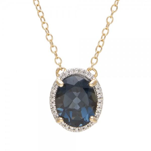 Gold Necklace Verita. True Luxury 40430313