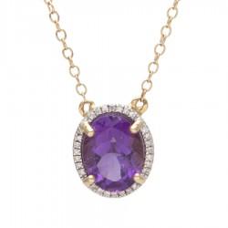 Gold Necklace Verita. True Luxury 40430314