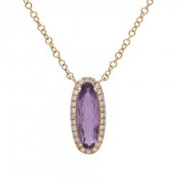 Gold Necklace Verita. True Luxury 40430340