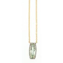Gold Necklace Verita. True Luxury 40430342