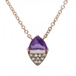 Gold Necklace Verita. True Luxury 40430347 WOMEN'S JEWELLERY