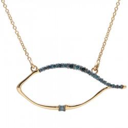 Gold Necklace Verita. True Luxury 40430360 WOMEN'S JEWELLERY