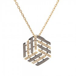 Gold Necklace Verita. True Luxury 40430408