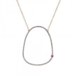 Gold Necklace Verita. True Luxury 40430715 WOMEN'S JEWELLERY