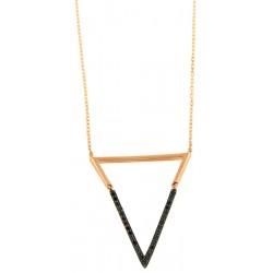 Gold Necklace Verita. True Luxury 40430379 WOMEN'S JEWELLERY