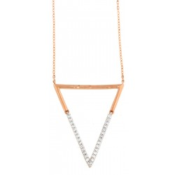 Gold Necklace Verita. True Luxury 40430403 WOMEN'S JEWELLERY