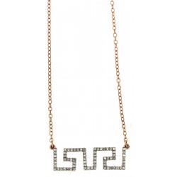 Gold Necklace Verita. True Luxury 40430711 WOMEN'S JEWELLERY