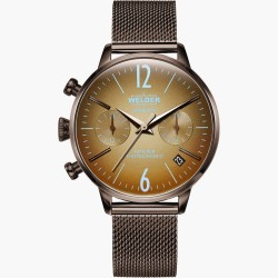 Chocolate Brown Moody WWRC711 GENT'S WATCHES