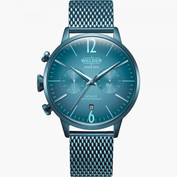 Ice Blue Moody WWRC810 GENT'S WATCHES